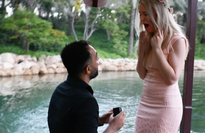 Proposal Married