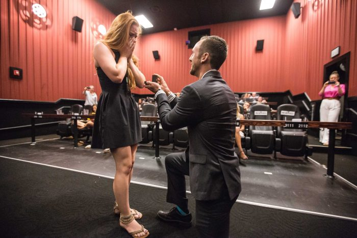 Zac and Kelly Proposal
