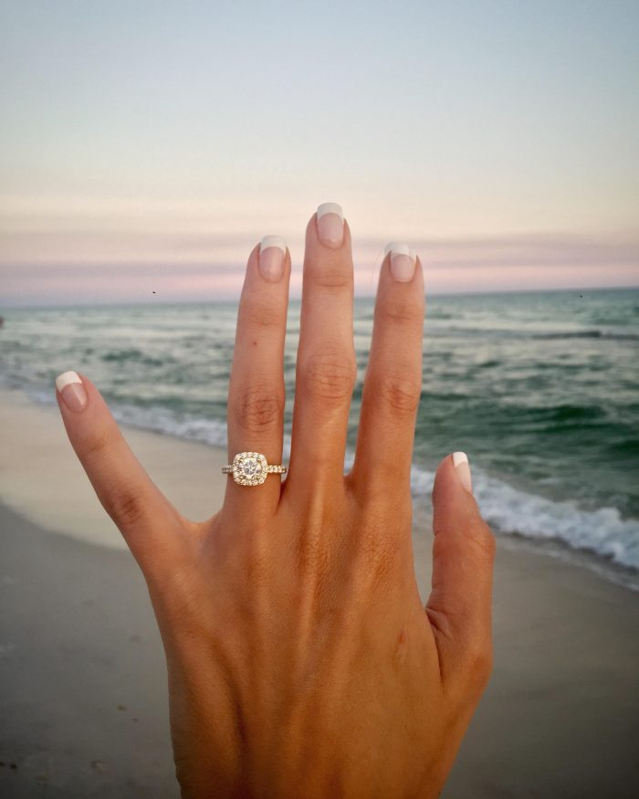 genesis engagement rings