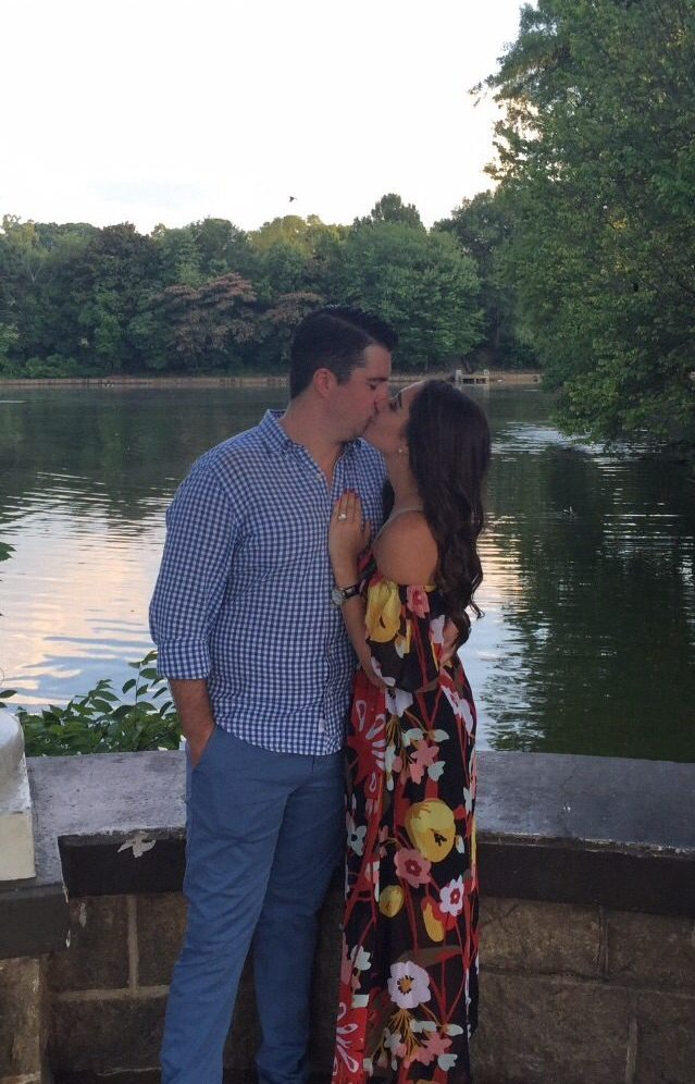 Engagement Proposal Ideas in Piedmont Park; Atlanta, GA