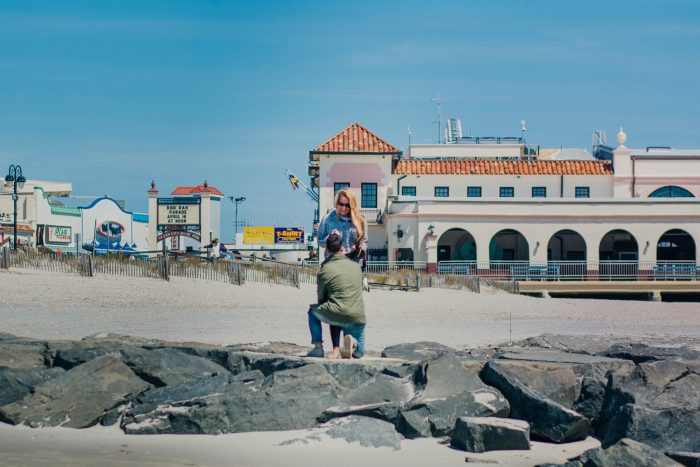Marriage Proposals in Ocean City New Jersey
