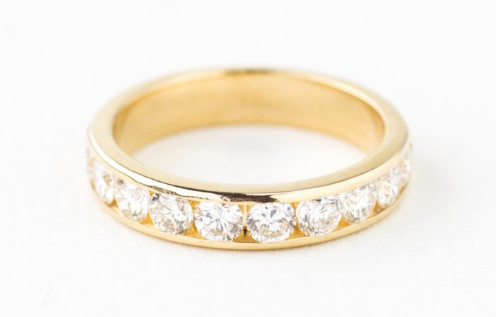 pre-owned vintage engagement rings 2