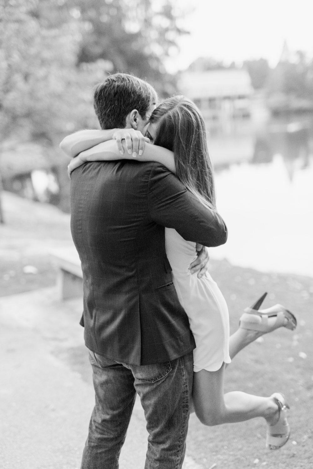Marriage Proposal at University of Richmond 29
