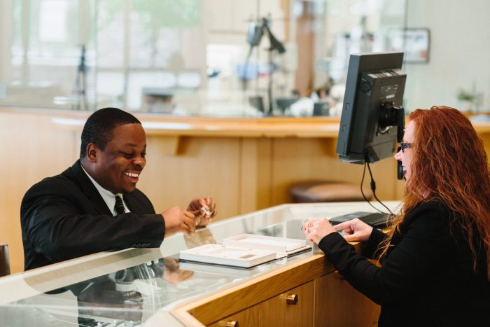 Image 3 of Shopping for an Engagement Ring? Here's What to Know When You Walk into a Jeweler