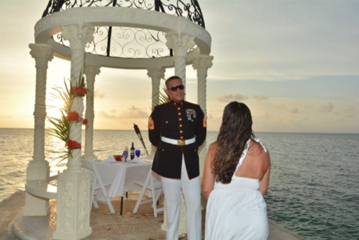 Image 5 of Mike and Petrayris' Honorable Proposal in Montego Bay, Jamaica
