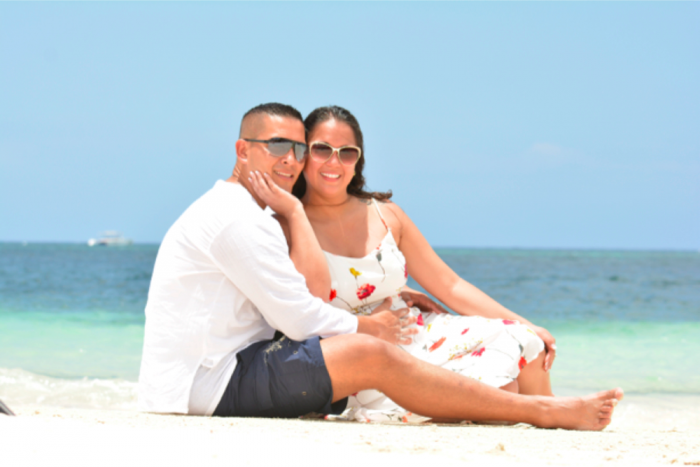 Image 2 of Mike and Petrayris' Honorable Proposal in Montego Bay, Jamaica