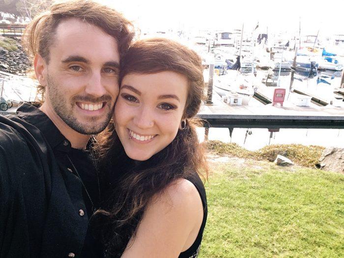 Image 1 of Megan and John