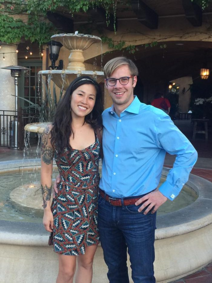 Image 1 of Carole and Ethan