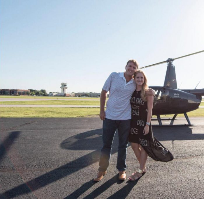 Where to Propose in Addison Airport