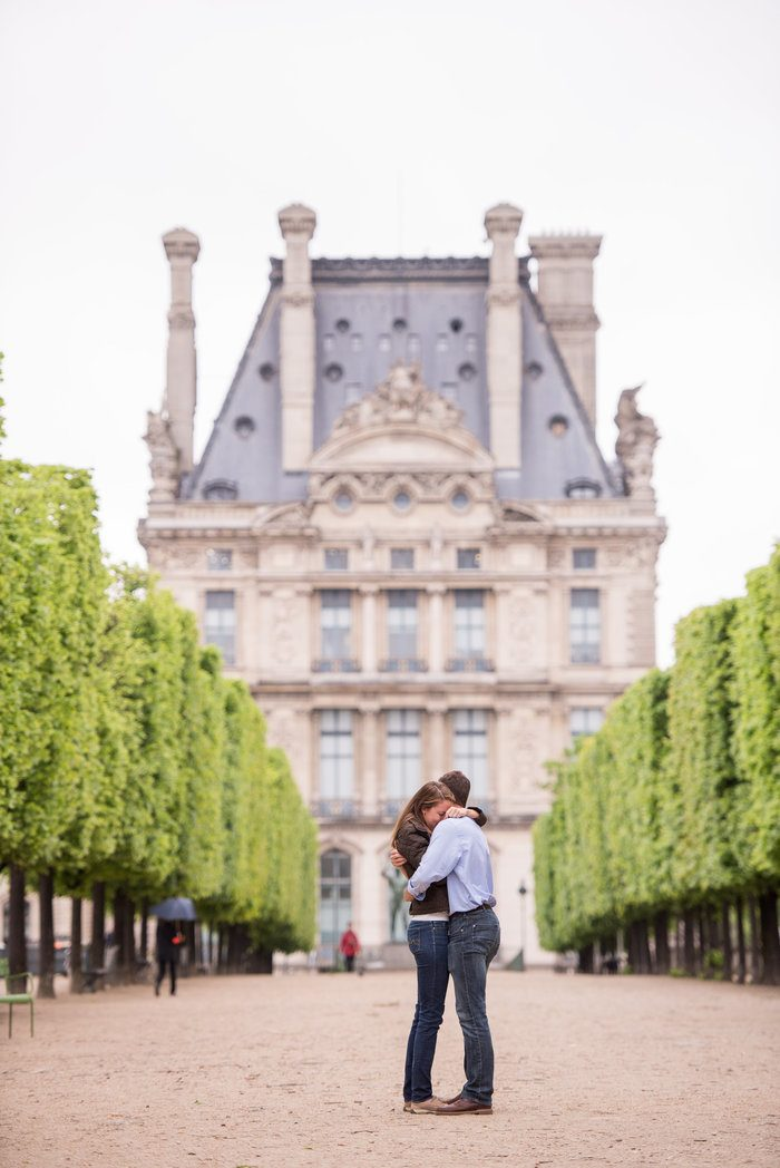 Image 8 of Cameron and Kyle's Proposal in Paris