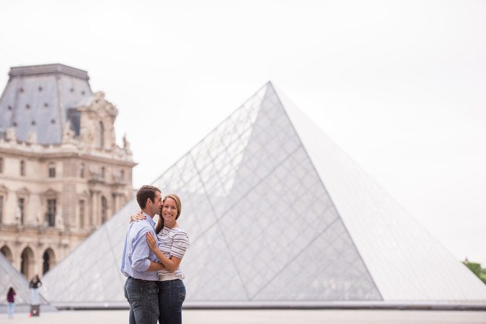 Image 3 of Cameron and Kyle's Proposal in Paris