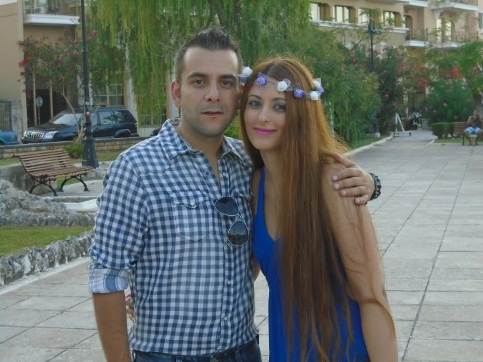 Image 3 of Depie and Kostas