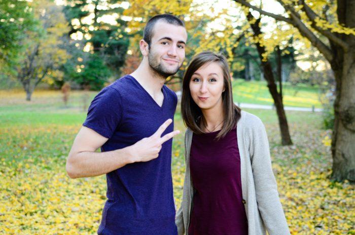 Image 1 of Ashley and Luke