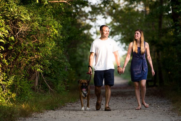 Image 1 of Heather and Timmy's Dog Park Proposal