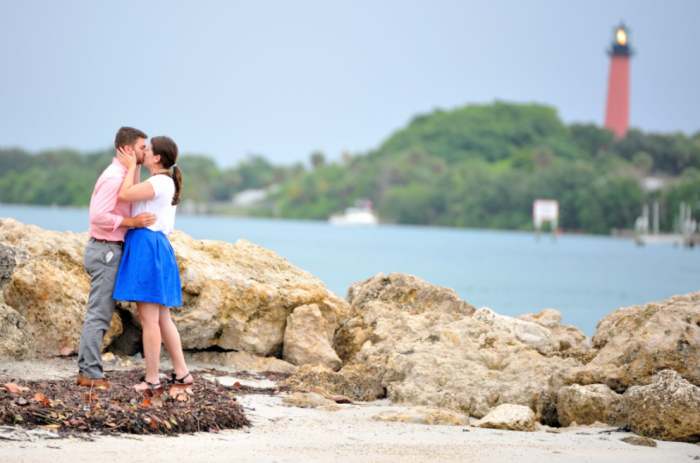 Marriage Proposal Ideas in Jupiter, Florida