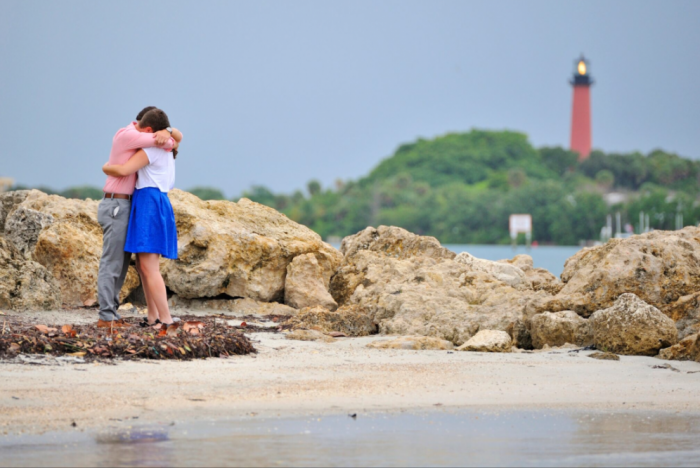 Wedding Proposal Ideas in Jupiter, Florida