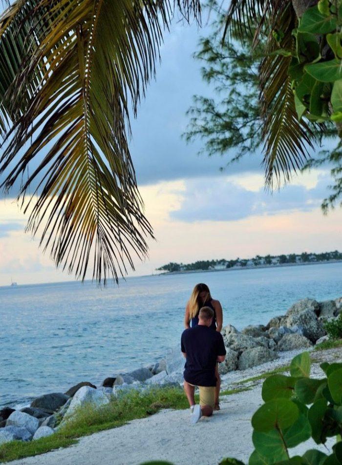 Marriage Proposal Ideas in Key West, Fl