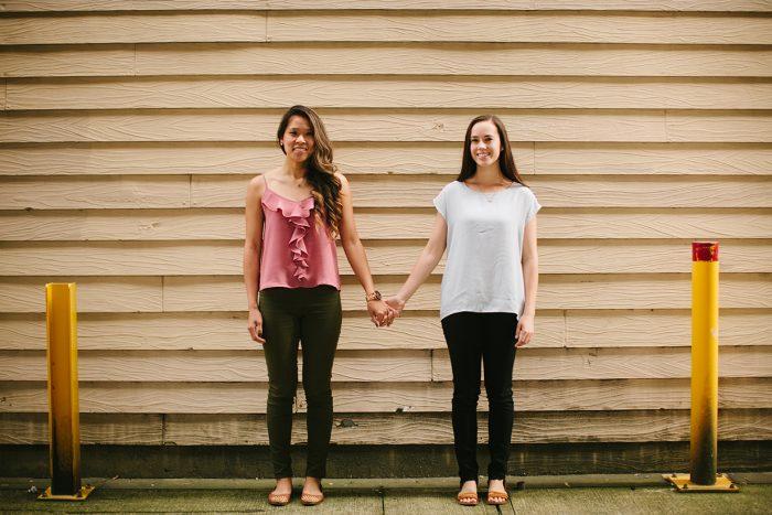 Image 2 of Rachel and Stephanie