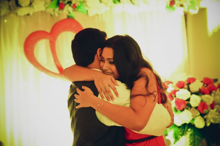 Image 1 of Kimberly and Rahul