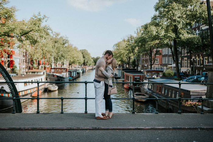 Amsterdam Marriage Proposal