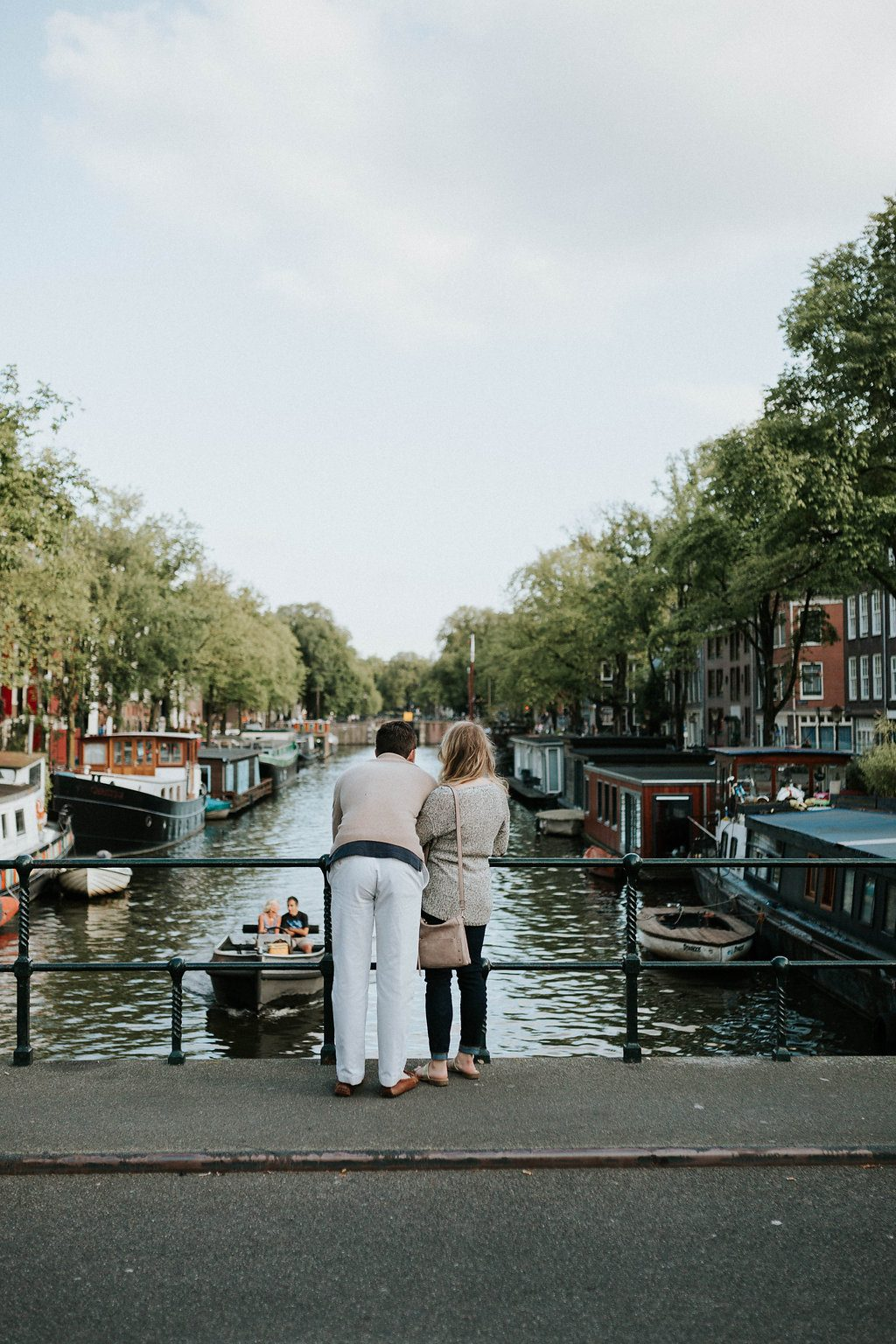 Marriage Proposal in Amsterdam