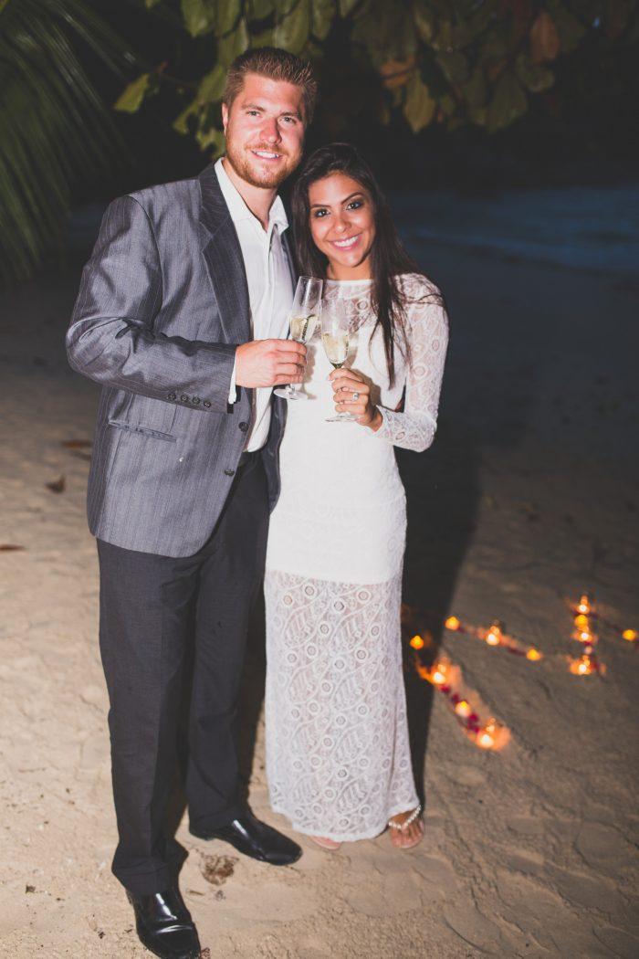 Image 1 of Ana and Stephen