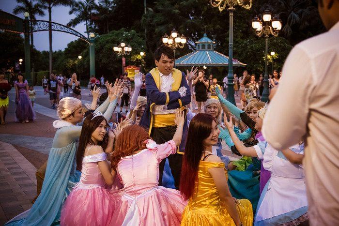 Disneyland Hong Kong Proposal