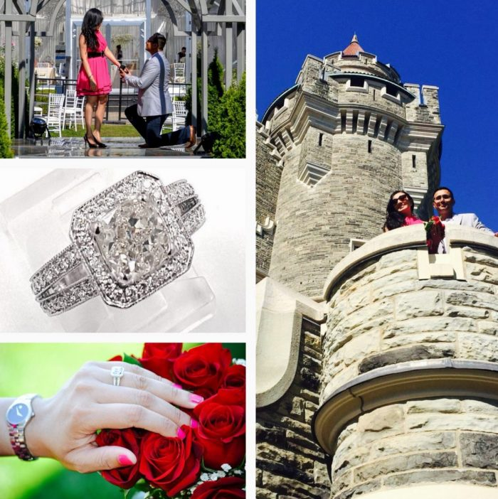 Where to Propose in Casa Loma, Toronto
