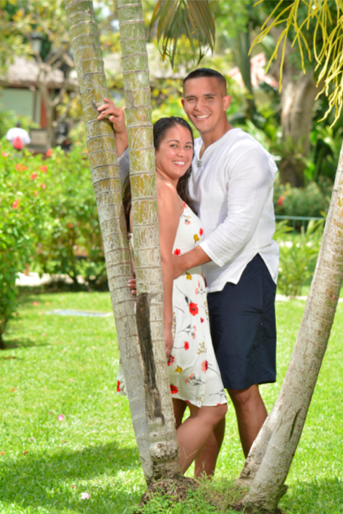 Image 3 of Mike and Petrayris' Honorable Proposal in Montego Bay, Jamaica