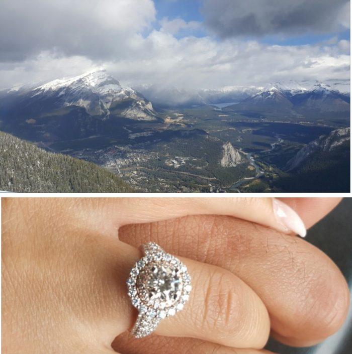 Wedding Proposal Ideas in Banff, Alberta