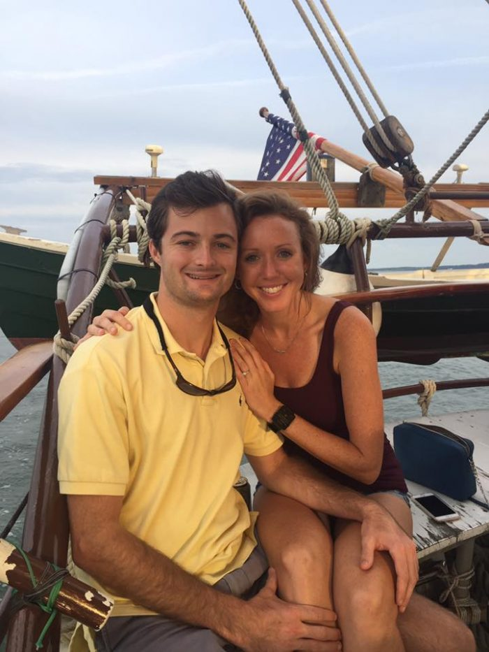 Image 1 of Sarah and Adam