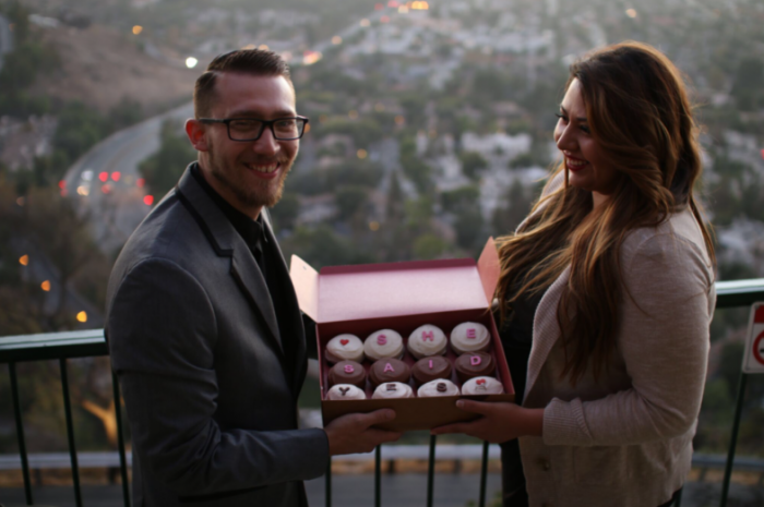 Marriage Proposal Ideas in Orange Hill Restaurant Orange Ca