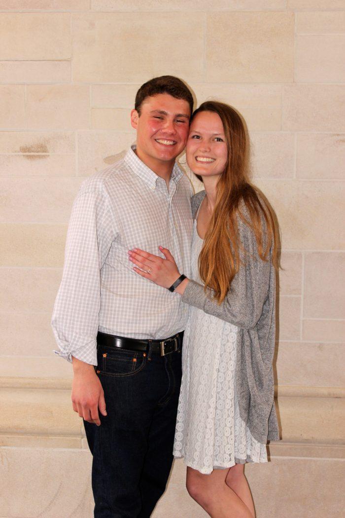 Image 1 of Anna and Matthew