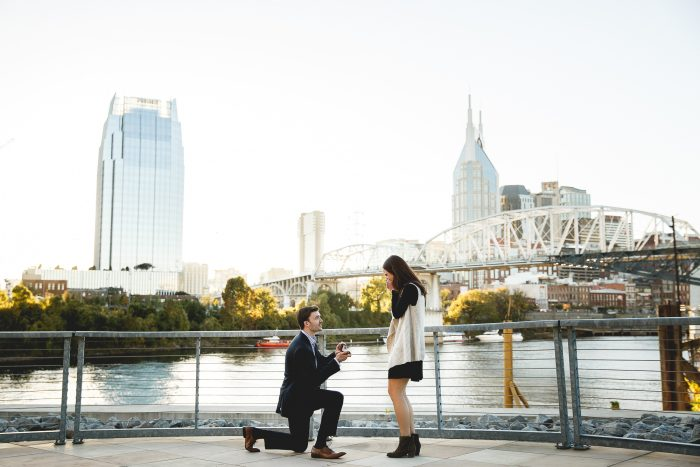 Nashville Marriage Proposal ideas