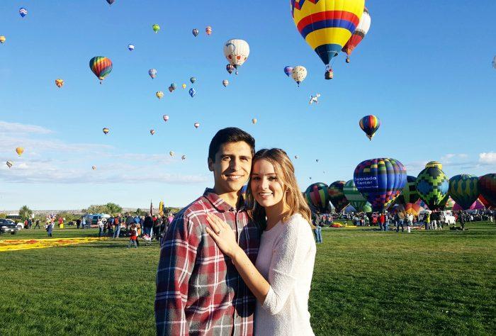 Image 1 of Madison and Ryan