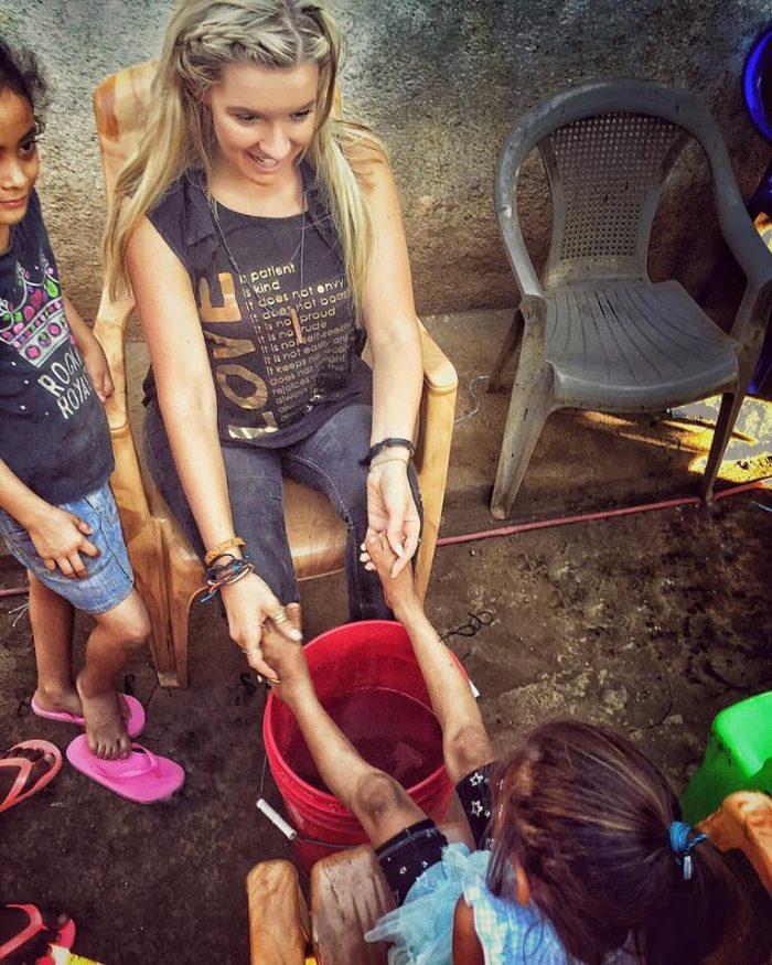 lovefootwashing