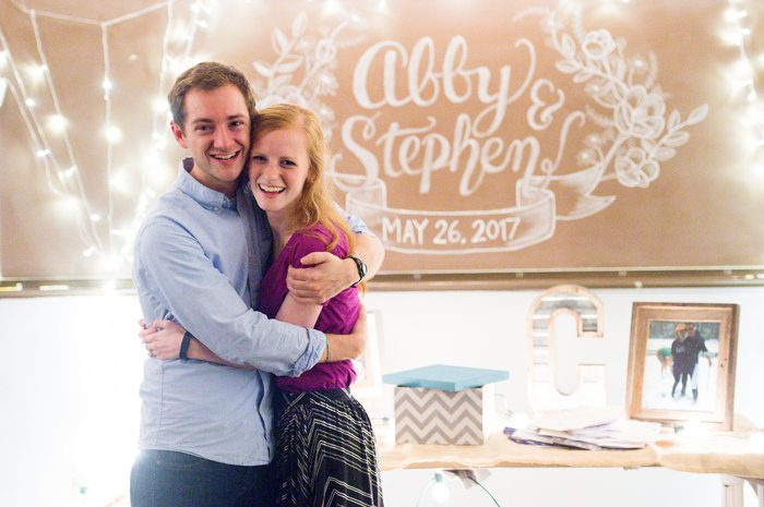 Image 1 of Abby and Stephen