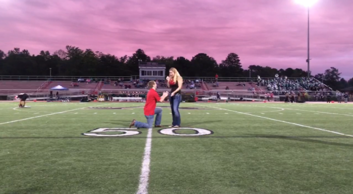 Where to Propose in Allatoona High School