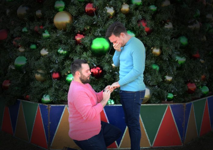Christmas Homecoming Ideas.100 Christmas Marriage Proposal Ideas That Are Truly Unique
