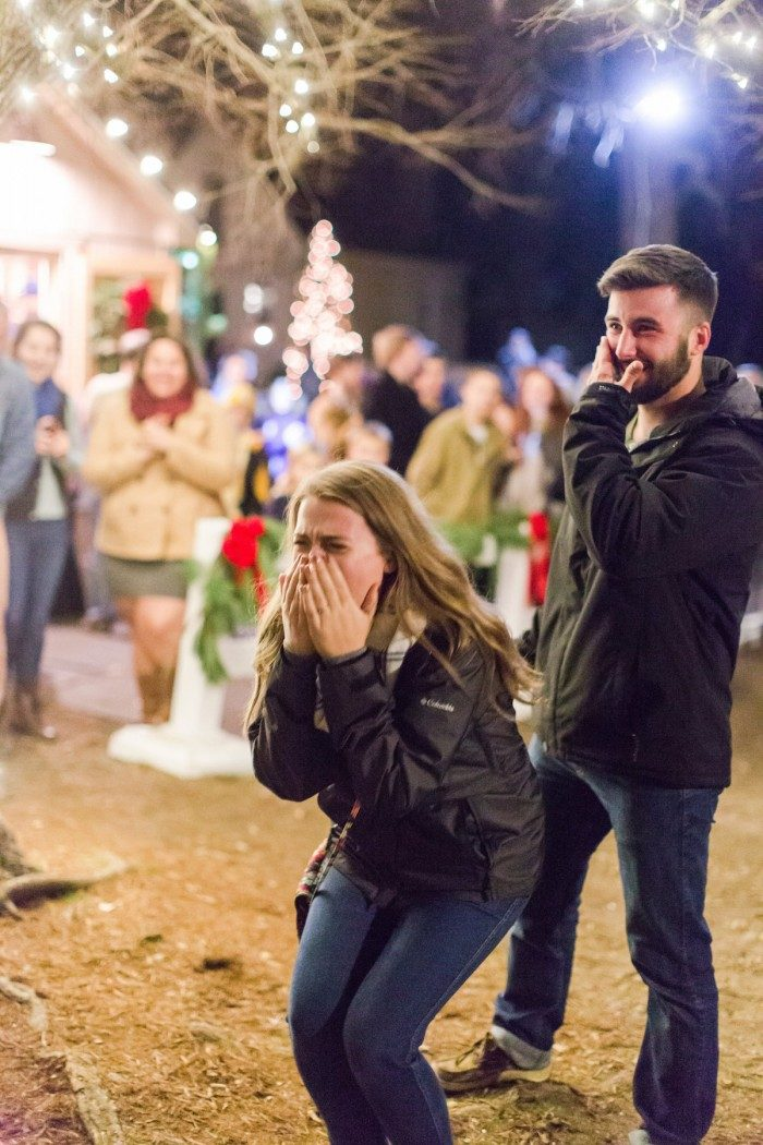 11 Proposal Stories To Get You Excited For This Years Holiday Aka
