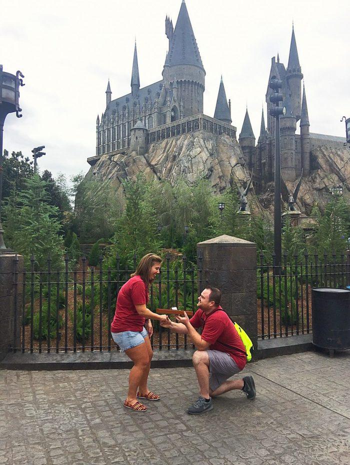 Proposal Ideas Universal Studios, Orlando FL