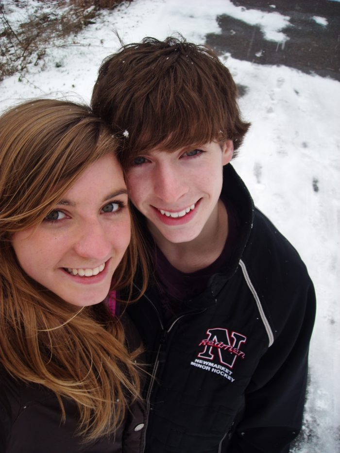 Image 2 of Karley and Brendan