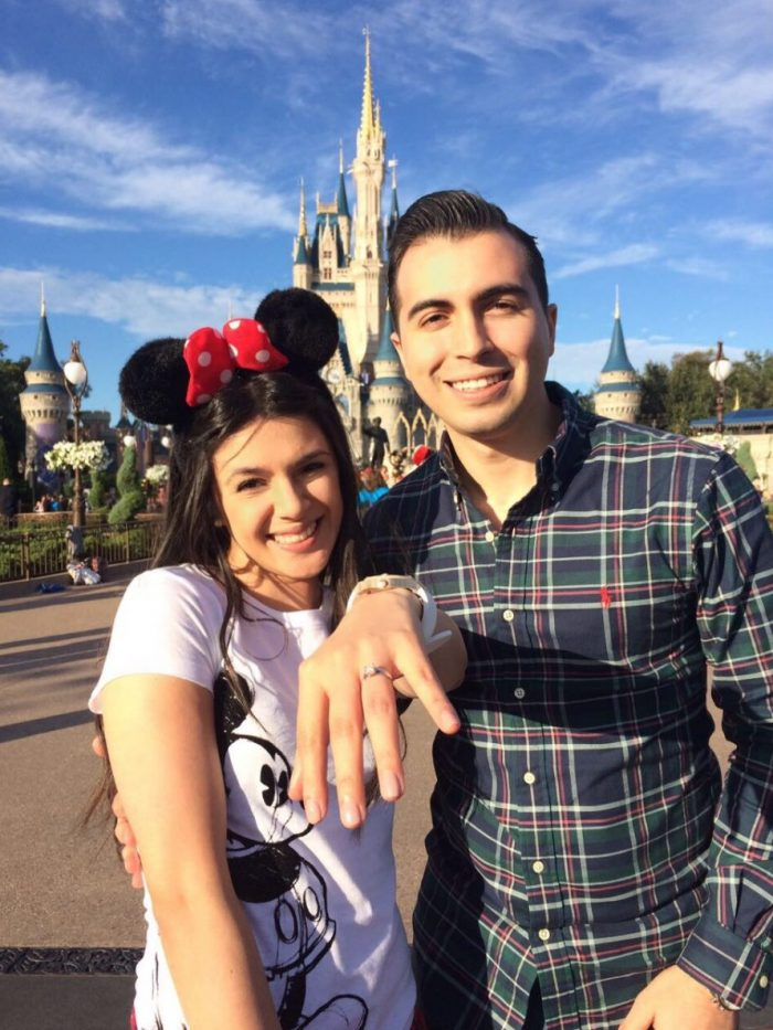 Marriage Proposal Ideas in Disney's Magic Kingdom