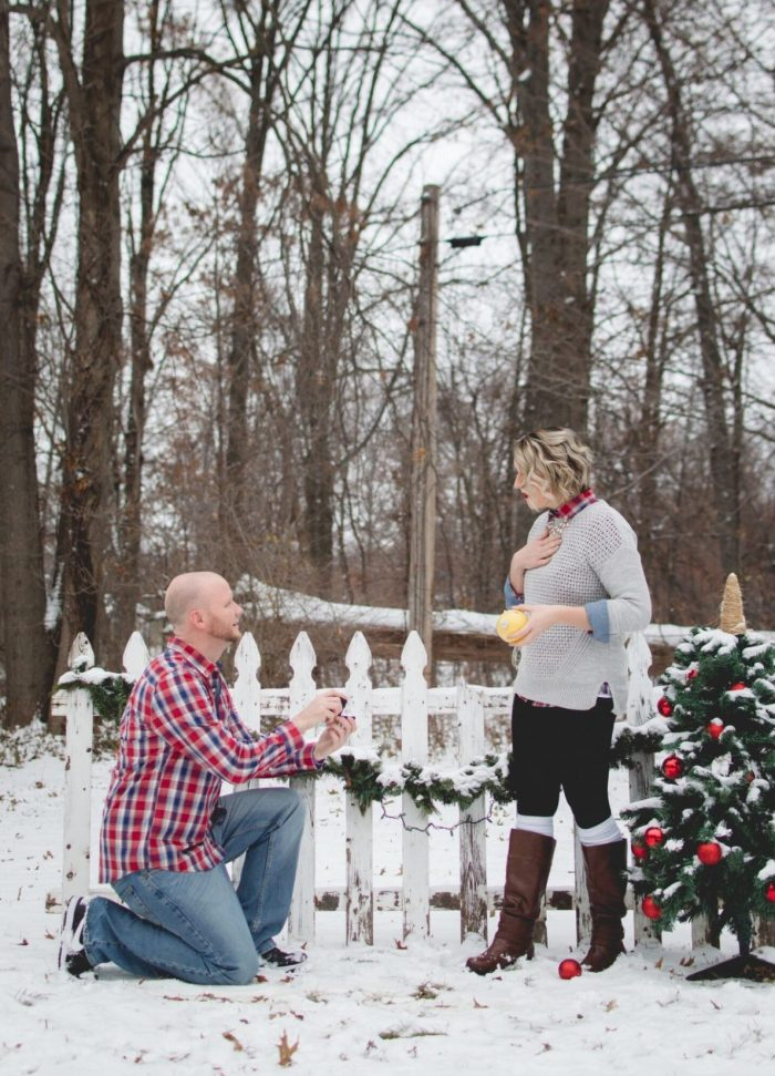 Where to Propose in Pictures