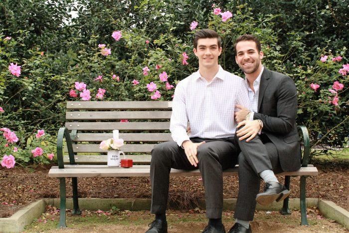 Image 4 of Garrett and Evan