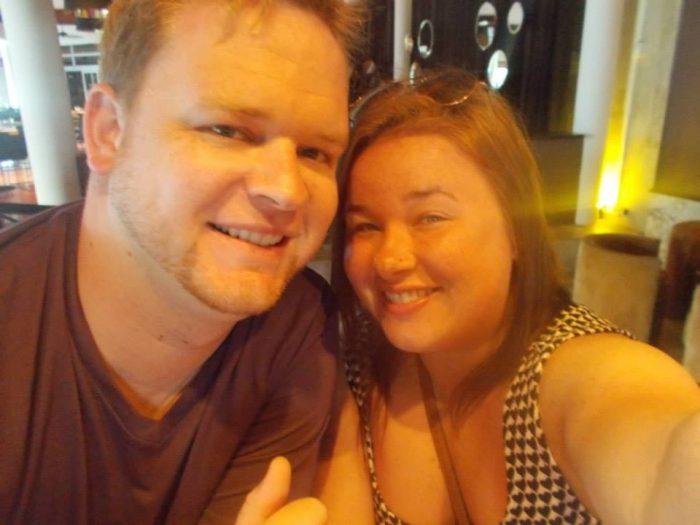 Image 1 of Ashley and Greg