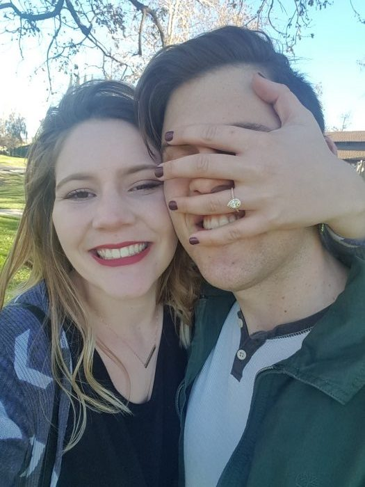 Image 1 of Kaitlin and Tyler