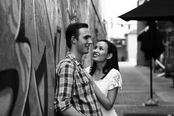 Image 1 of Katie and Joe