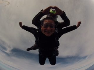 Wedding Proposal Ideas in Skydive San Diego