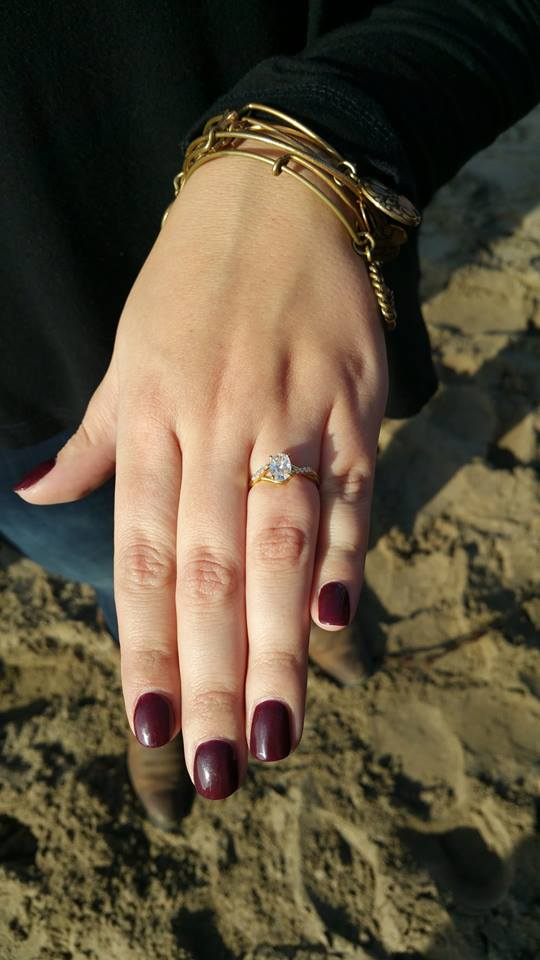 Marriage Proposal Ideas in Sandspit Beach, Los Osos, CA